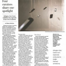 Work Featured in The Washington Post